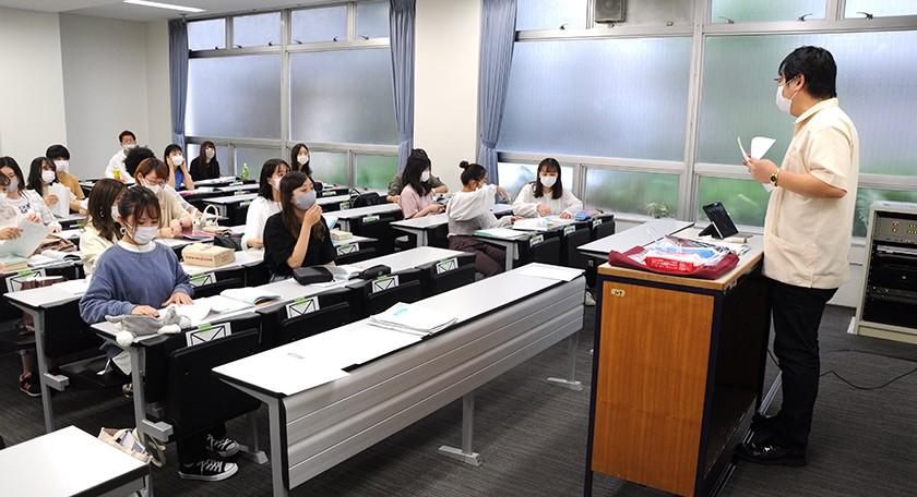 【専修大】後期授業スタート