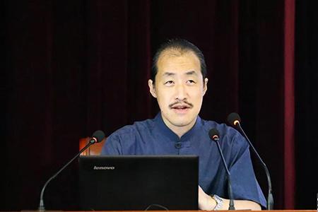 日本・東アジア文化学科 水口拓寿 教授が、中国・曲阜の孔子研究院で講演しました